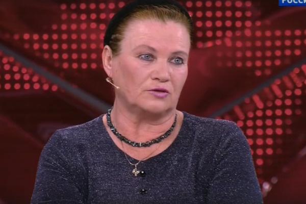Клавдия Яцуненко хочет видеть сына на свободе