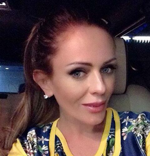 Юлия Началова рассказала об отношениях с экс-мужем