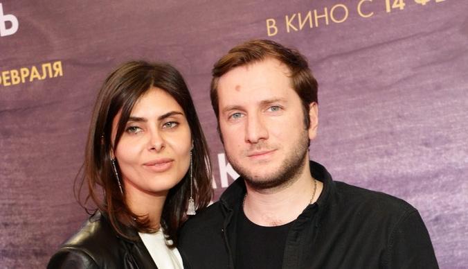 Резо Гигинеишвили и Надежда Оболенцева повеселились на своей свадьбе