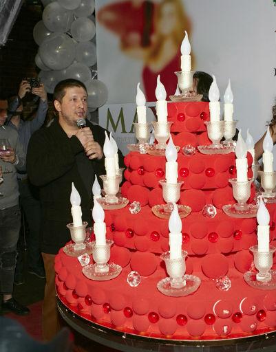 Праздничный торт от Рената Агзамова