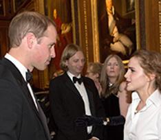 Принц Уильям пригласил селебрити на гала-ужин без жены