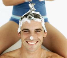 Мужская страничка: Чтобы волосы были роскошными