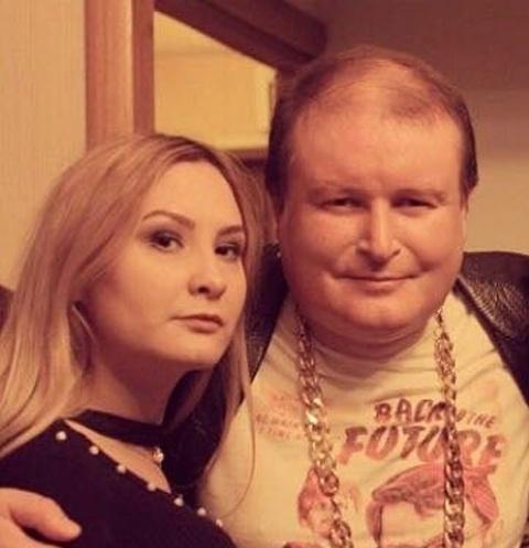 Николай Должанский и Екатерина