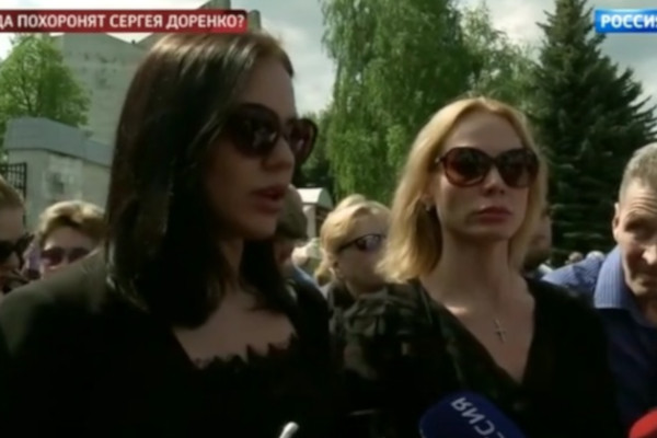 Дочери Сергея Доренко, Екатерина и Ксения, считают, что папу отравили