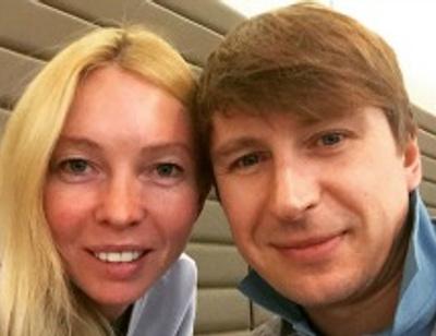 Ягудин и Тотьмянина поручили старшей дочери нянчить сестру