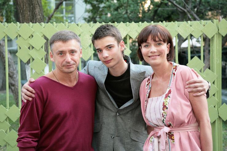Екатерина родила сына от Антона Табакова