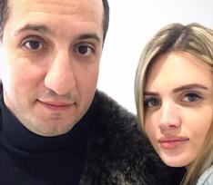 Арарат Кещян стал отцом во второй раз