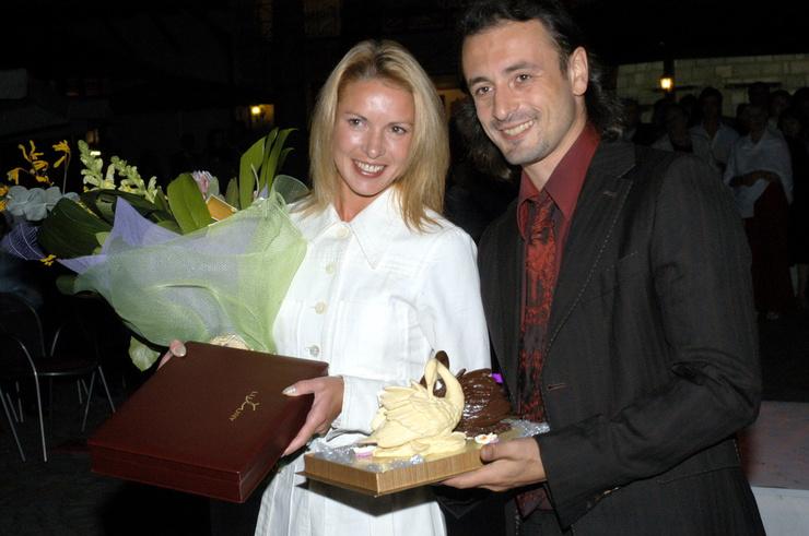 Фигурист развелся с Лобачевой в 2007