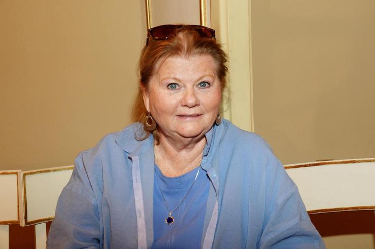 Ирина Муравьева в последнее время редко снимается в кино