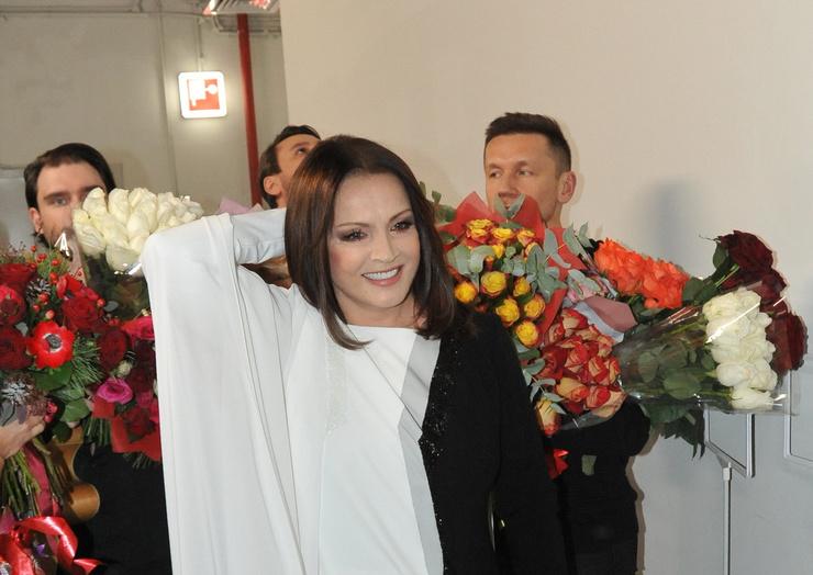 София Ротару до сих пор хранит память о муже