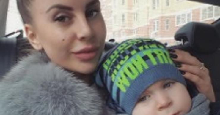 Внезапная болезнь ребенка застала Ольгу Ветер врасплох