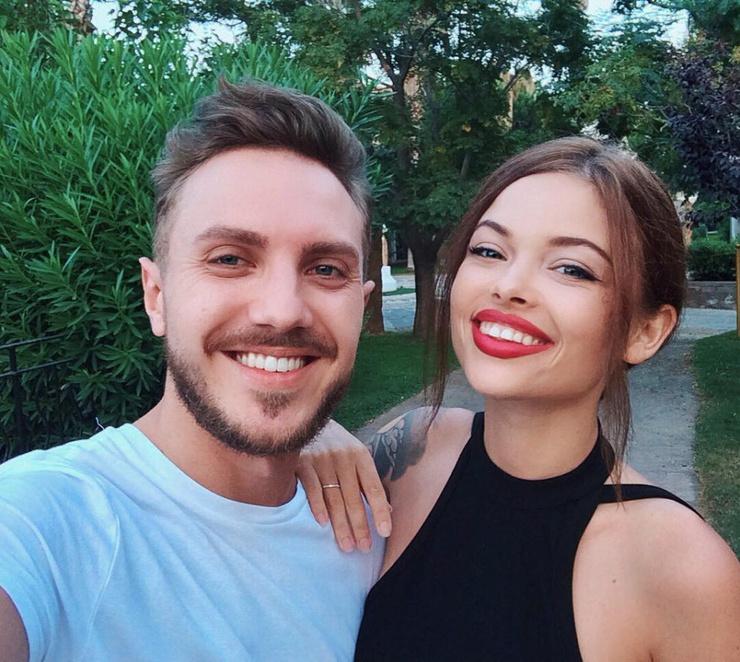 Наталья Ящук и Александр Хоменко
