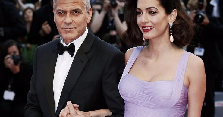 Джордж и Амаль Клуни не находят себе места из-за близнецов