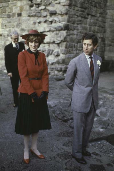 Принц Чарльз и принцесса Диана не были счастливы вместе