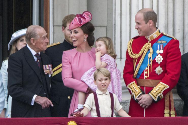 Принц Филипп редко появляется на публичных мероприятиях