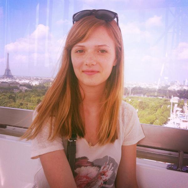 Дочь Константина - Ксюша - получает второе высшее образование