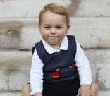 Принца Георга напугало рождественское шоу