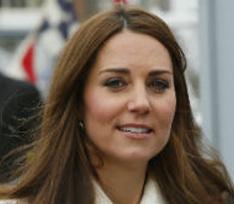 Кейт Миддлтон может разродиться вторым ребенком раньше времени