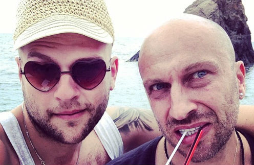Кирилл и Дмитрий Нагиевы