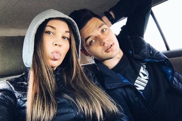 Дарья Толмасова и Сергей Ильин