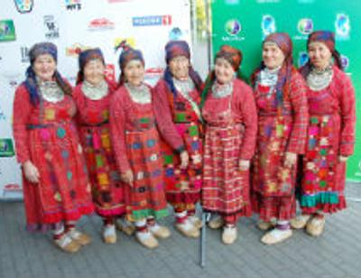 «Бурановские бабушки» споют на Олимпиаде про «Ветерок»