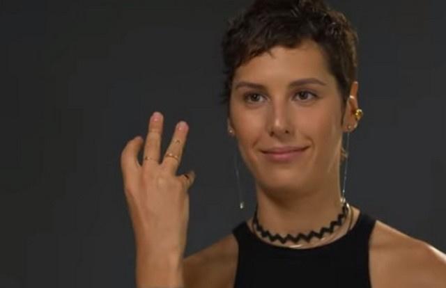 Ирина показала обручальное кольцо