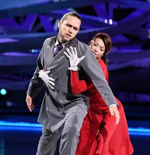 Влад Соколовский и Екатерина Боброва