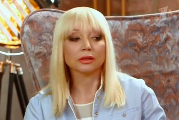 Кристина Орбакайте столкнулась с насилием