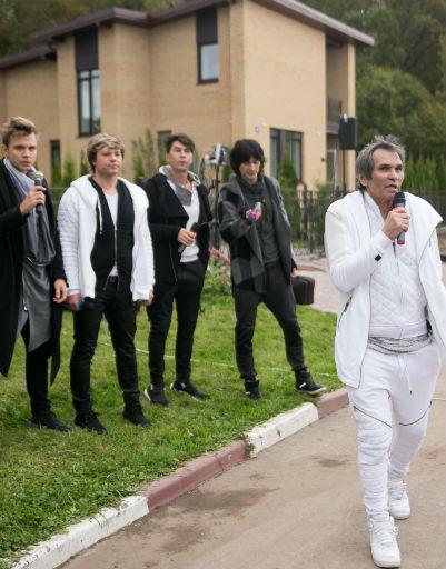 Бари Алибасов и группа «На-на»