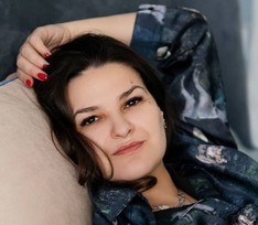 Виктория Райдос ждет третьего ребенка