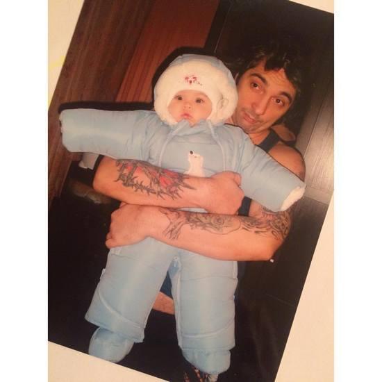 Михаил Горшенев души не чаял в своем ребенке