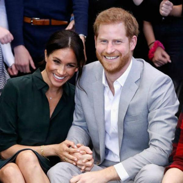 Принц Гарри и Меган Маркл счастливы в ожидании малыша