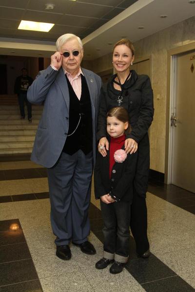 Олег Табаков очень любил дочь Машу