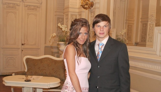 Андрей Аршавин: «Свою первую жену Юлю я видел один раз за 7 лет — и предпочел бы не видеть!»
