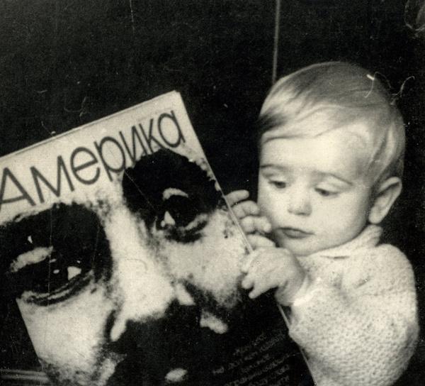 Петра назвали в честь дедушки, четырехкратного чемпиона СССР по фигурному катанию