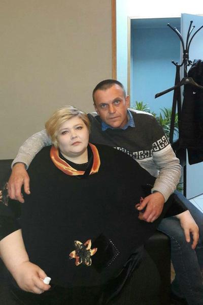 Наталья Руденко с мужем
