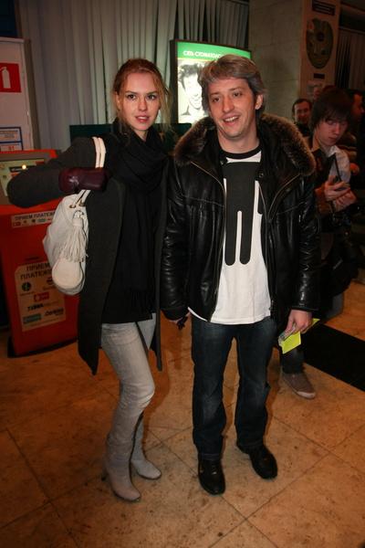 В 2010 году Лянка вышла замуж за Михаила Вайнберга