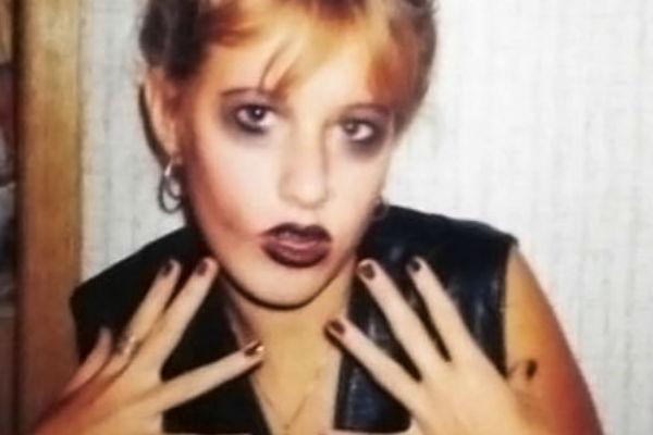 В юности Ксения была яркой девушкой
