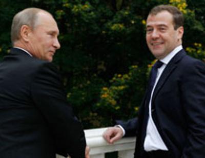 Дмитрий Медведев: Владимир Путин жив-здоров