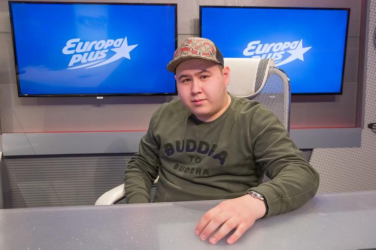 Иманбек Зейкенов на «Европе Плюс»