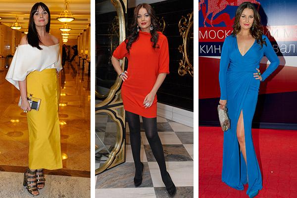 Оксана Федорова - пример для подражания еще со времен конкурса «Мисс Вселенная»