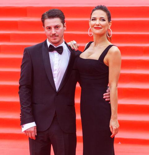 Гела Месхи и Екатерина Климова расстались после трех лет брака