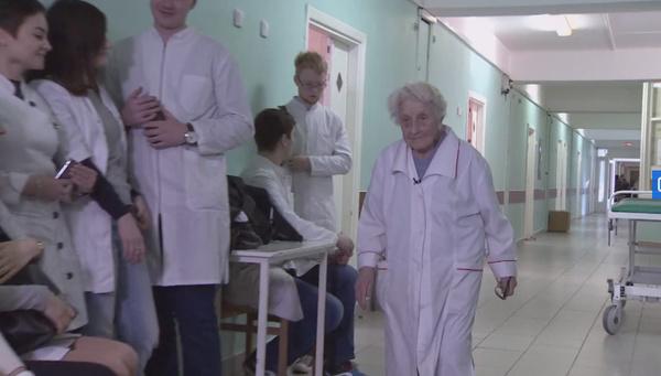 В последние годы Левушкина не оперировала, а вела приемы