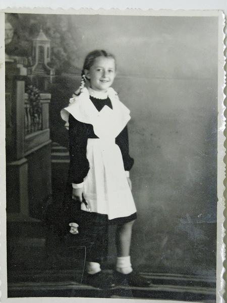 Знаменитость с детства мечтала стать журналистом