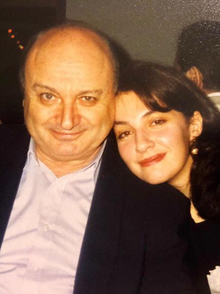 Михаил Жванецкий с супругой Натальей Суворовой