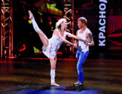 Реальные пацаны: можно ли танцевать на одной ноге или не слыша музыки?