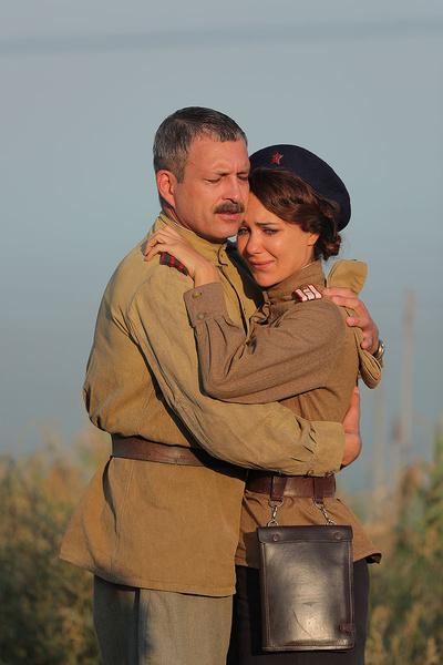Евгений Воловенко и Екатерина Климова