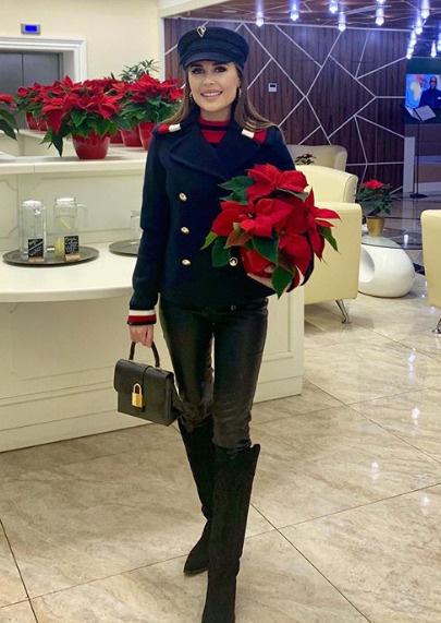 Недавно Михалкова покинула успешный коллектив