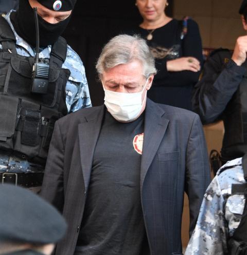 Суд над Михаилом Ефремовым 3 сентября: прямая трансляция