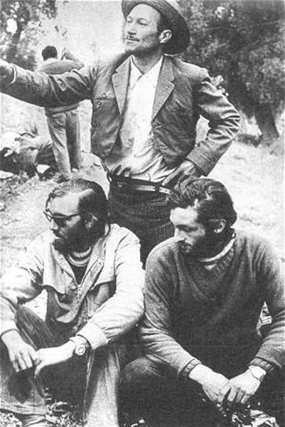 Нандо Паррадо и Роберто Канесса были спасены, когда встретили Серхио Каталана
